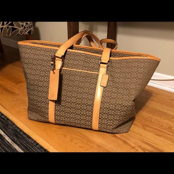 Coach Handbags - Coach Large Tote